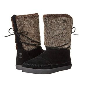 Toms Nepal Snow Boots - Sz 8